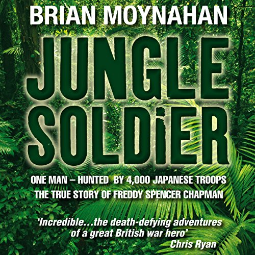 Jungle Soldier cover art