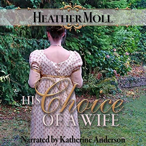 Page de couverture de His Choice of a Wife
