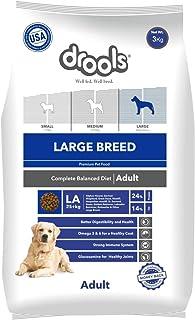 Drools Large Breed Adult, Premium Dog Food, 3kg