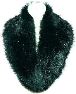 Best emerald green fur scarf Reviews