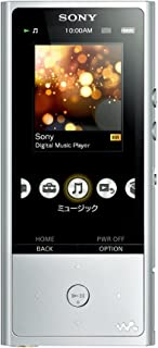 ソニー SONY ウォークマン ZXシリーズ 128GB NW-ZX100 : ハイレゾ対応 シルバー NW-ZX100 S