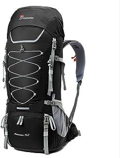 Beauenty Hiking Backpacks Travelling bag 75L-Black