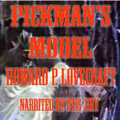 Pickman's Model audiobook cover art