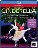 Prokofjew: Cinderella (Dutch National Ballet, 2012) [Blu-ray]