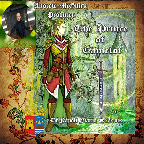 The Prince of Camelot: The Equinox Snow audiobook cover art