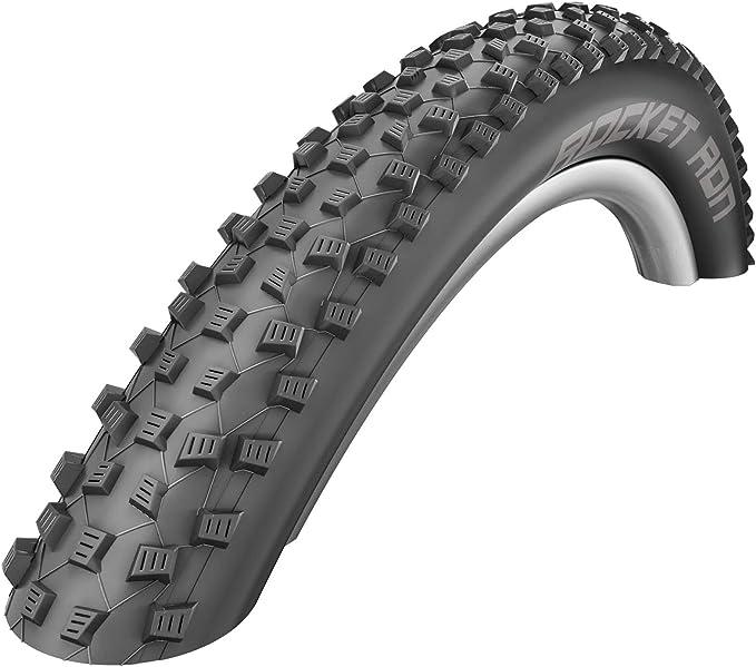 Schwalbe Rocket Ron Neumáticos para Bicicleta, Unisex Adulto