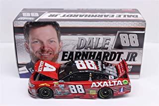Lionel Racing C881721HSEJRV Dale Earnhardt JR Axalta Last Ride Race Version 2017 Chevy SS 1:24 Scale Diecast Car, Multicolor