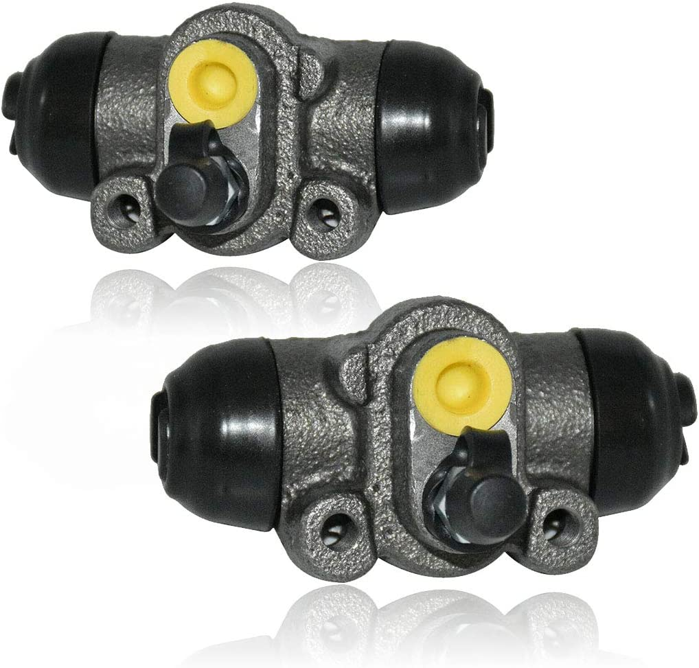 shop Front Wheel Cylinder 2 Pieces Inventory cleanup selling sale Pair for Suzuki 1 Replacement Set