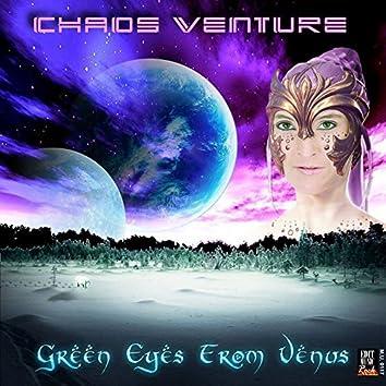 Green Eyes from Venus