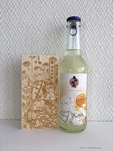 刀剣乱舞-ONLINE-柚子スパークリング 特製特大キープ札付 浦島虎徹 250ml