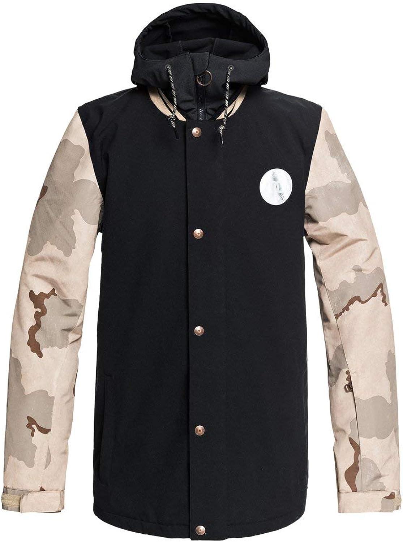 DC shoes DCLA  Snow Jacket for Men  Snow Jacket  Men  XS  Brown