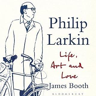 Philip Larkin cover art
