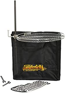 The Perfect CampfireGrill, Pioneer, 18-Inch Diameter