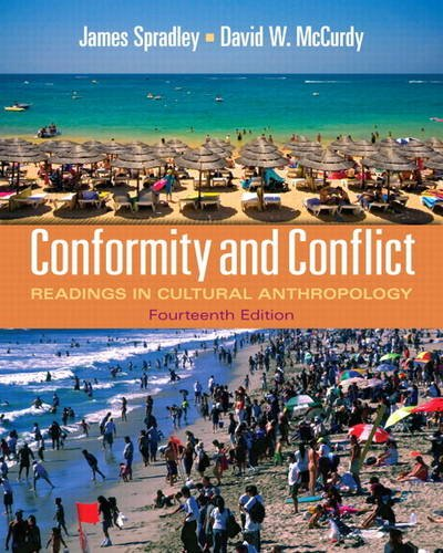 Conformity and Conflict: Readings in Cultural...