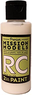 Mission Models Automobile Mmrc-041 Water-Based RC Paint 2 Oz Bottle Clear