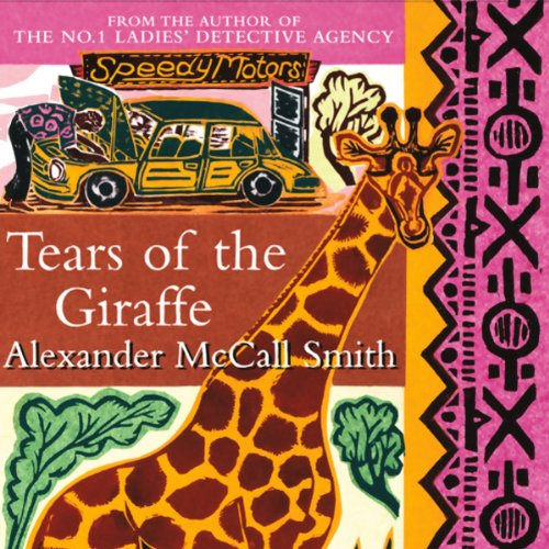 Tears of the Giraffe Titelbild