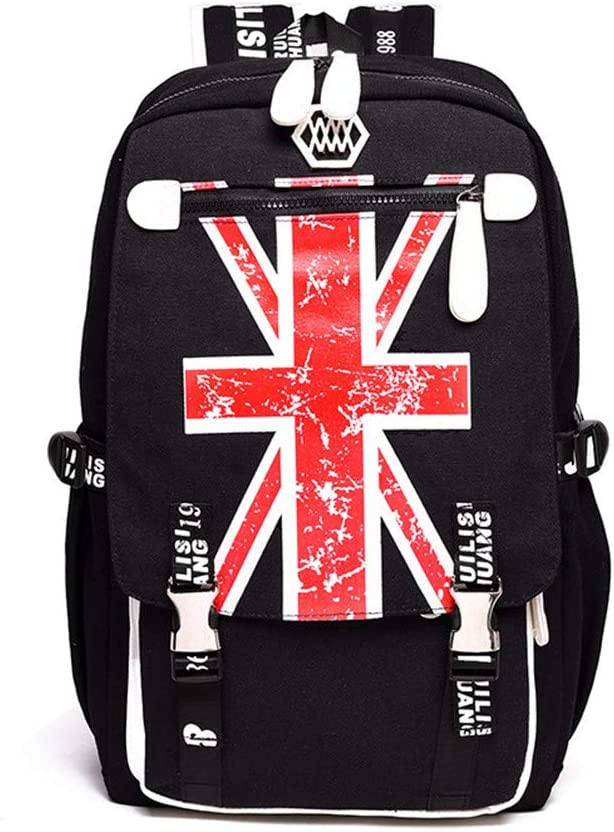 Fashion Computer Laptop Backpack Women Canvas Men Travel Leisure Backpacks Large Capacity Bag School Bags For Teenager