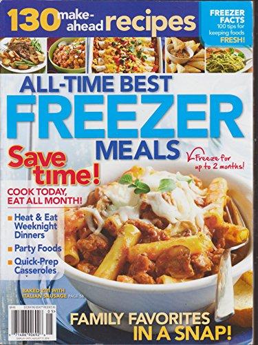 Decorating Ideas # 5 All-Time Best Freezer Meals Magazine 2015