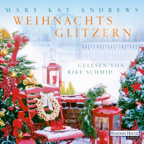 Weihnachtsglitzern audiobook cover art