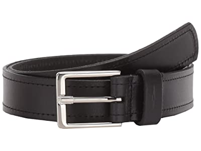 Shinola Detroit 1 1/4 Single Stitch Belt Harness (Black) Men