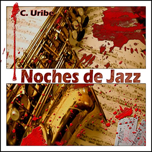 Noches de Jazz [Spanish Edition] audiobook cover art