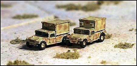 Modern Micro Armour - United States - Softskins M1037 HMMWV S250/S250E