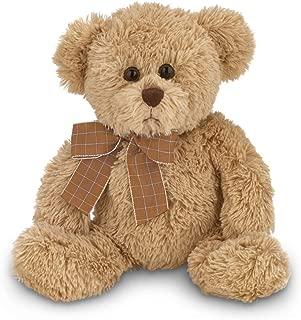 Bearington Baby Bensen Brown Plush Stuffed Animal Teddy Bear, 10 inches