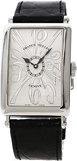 [フランクミュラー] ロングアイランド 100本限定 1200SC 腕時計 ステンレススチール/革 メンズ (中古)