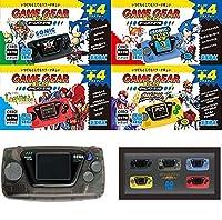 【セガストア限定】ゲームギアミクロ 4色セット DXパック スモークコレクターズエディション (特典ビッグウィンドーミクロ付き)