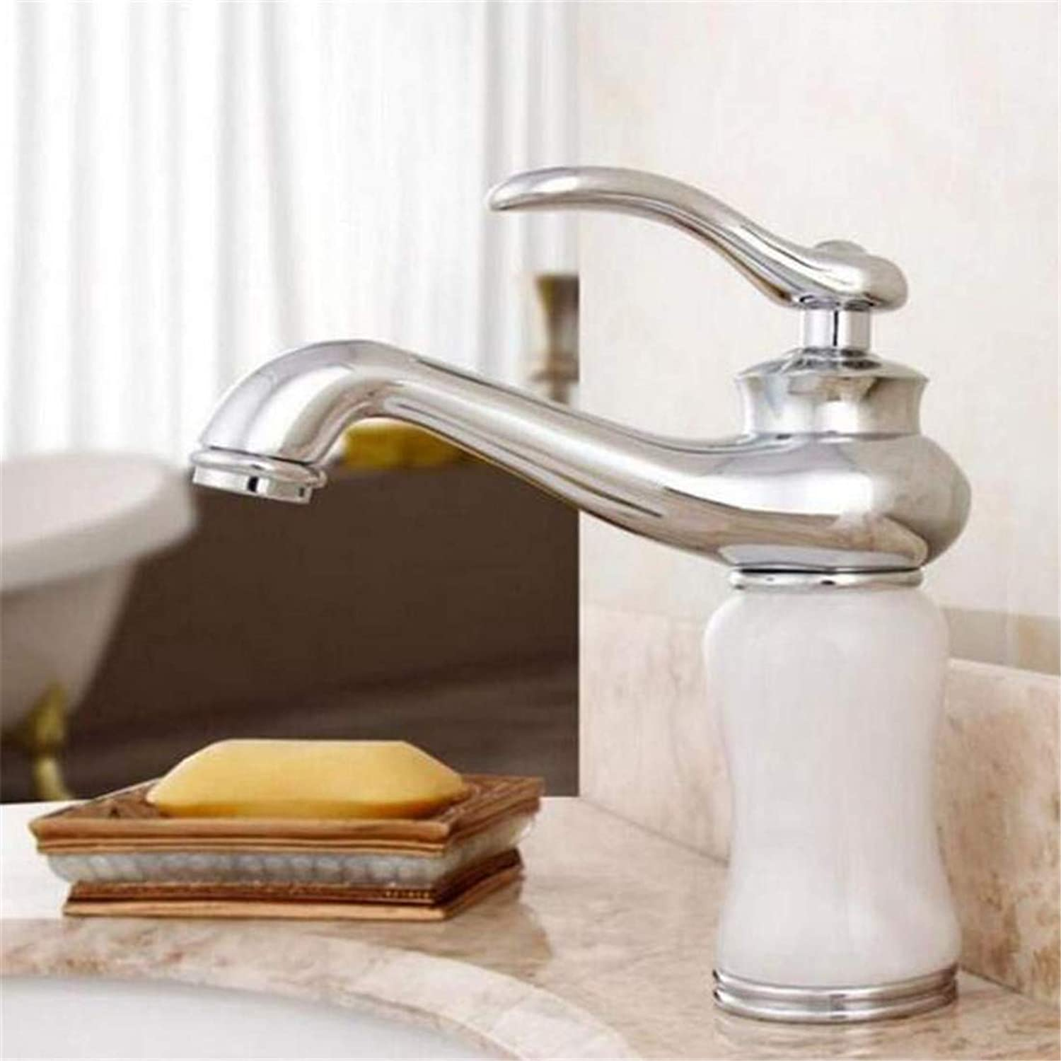 Chrome Kitchen Sink Tapfaucet Chrome Finished Bathroom Basin Faucet Luxury Sink Tap Basin Mixer High Quality Water Tap
