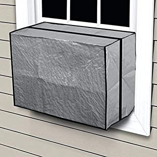 BNYD Air Conditioner Heavy Duty AC Outdoor Window Unit Cover Small 21.5