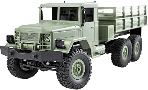 Camion 1 16 électrique Amewi US Truck M35 22354 Auto RC 4 Roues motrices kit à Monter 1 pc(s)
