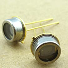 3pcs Silicon PIN Photodiode in a recessed Hermetic Package Visible to Near IR Laser Monitor Optical Sensor Optical Detector