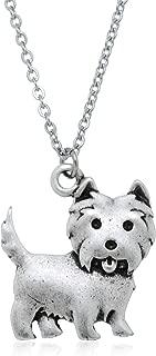Best westie dog necklace Reviews