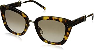 Marc Jacobs Women's Marc 131/S HA Sunglasses, Spotted Hvna, 53