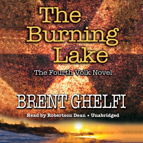 The Burning Lake cover art