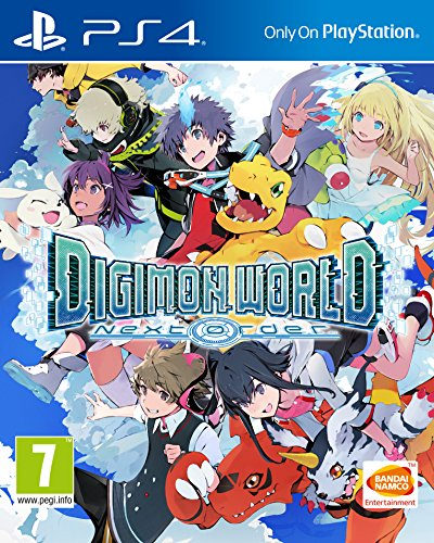 Digimon World: Next Order - PlayStation 4 - [Edizione: Regno Unito]