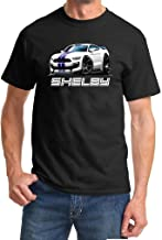 2016-19 Shelby GT350R Mustang Full Color Design Tshirt