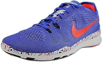 NIKE Free TR 5 Print Women's Cross Training Shoes 704695-405 Racer Blue 10.5 M US