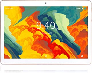 Tablet 10 Pollici 4G LTE WIFI BEISTA-Android 9.0 Tablets Full HD display,4GB RAM 64GB ROM,Doppia SIM,Quad-Core,Type-C,GPS,...