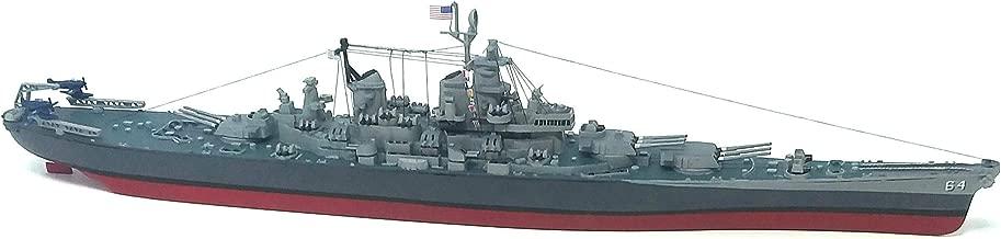 USS Wisconsin BB-64 Model Kit Big Battleship 1/535 Atlantis
