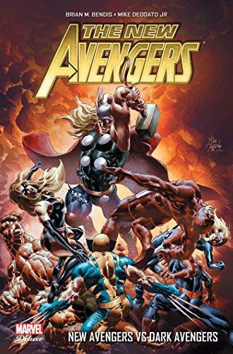 The New Avengers T2 - New Avengers vs Dark Avengers