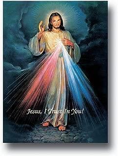 Large Divine Mercy Print 19