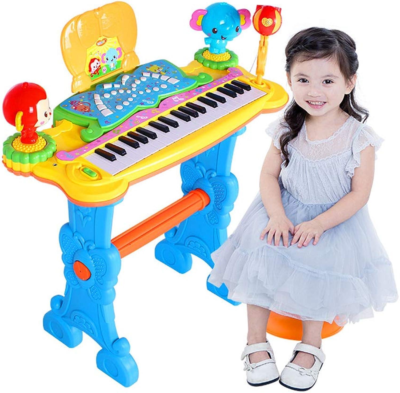 marca de lujo LIPENG-TOY Teclado Multifuncional para bebés, micrófono para bebés, Piano, Piano, Piano, niña, educación temprana, Juguete Musical, 3-6 años (Color  tienda de venta
