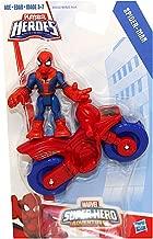 Spiderman & Cycle Marvel Super Hero Adventures