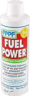 FPPF Fuel Power Diesel Fuel Treatment #90100