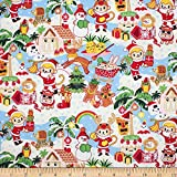 Trans-Pacific Textiles 0668473 Christmas in Hawaii