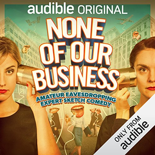 None of Our Business audiobook cover art