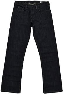 Men's 30W x 34L Driven-X Basic Straight Stretch Jean,Dark Denim,30W x 34L