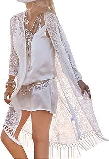 Best fringe kimono cover up Reviews